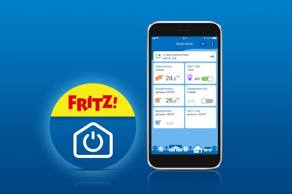 avm stellt neue fritz app smart home f r android und ios. Black Bedroom Furniture Sets. Home Design Ideas