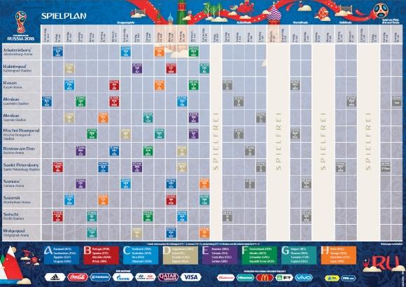 Calendario Rusia 2018 Wikipedia
