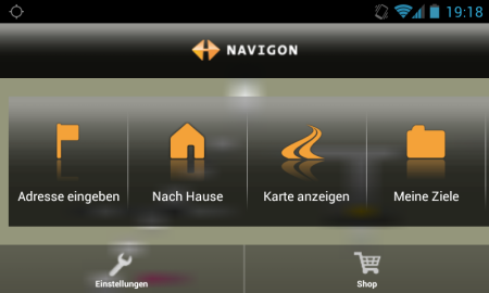 navigon app f r android. Black Bedroom Furniture Sets. Home Design Ideas