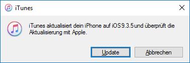 iOS 10 für iPhone, iPad und iPod touch