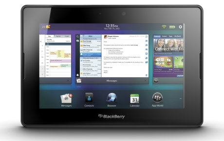 BlackBerry PlayBook OS 2.1