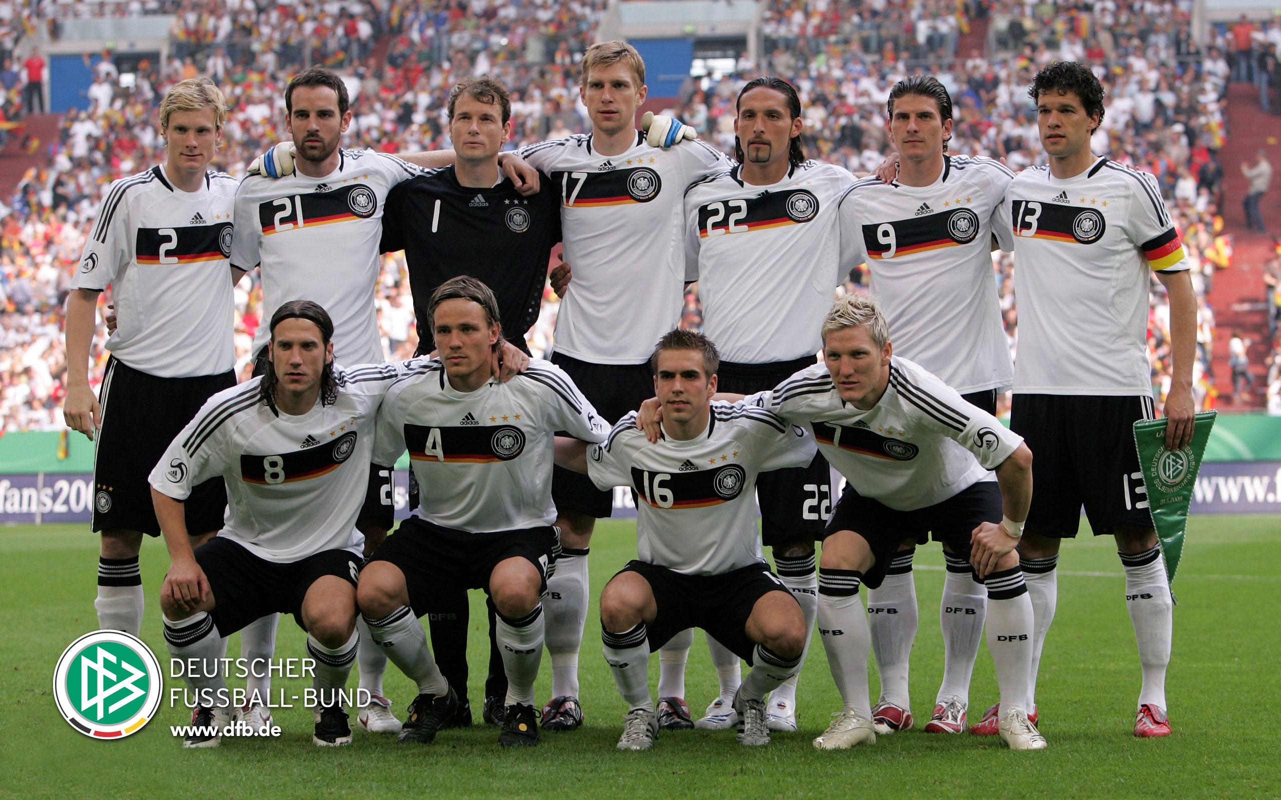 Fußball Deutschland Em