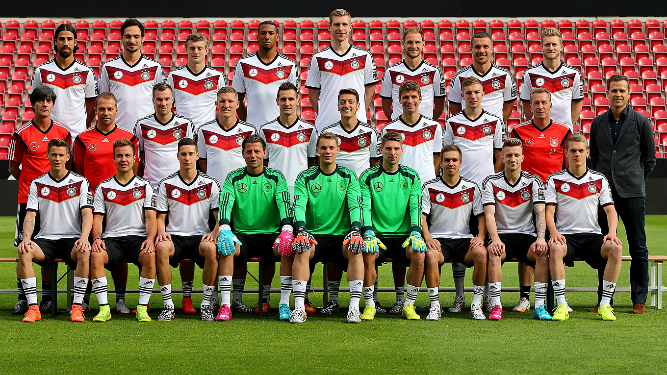nationalmannschaft team