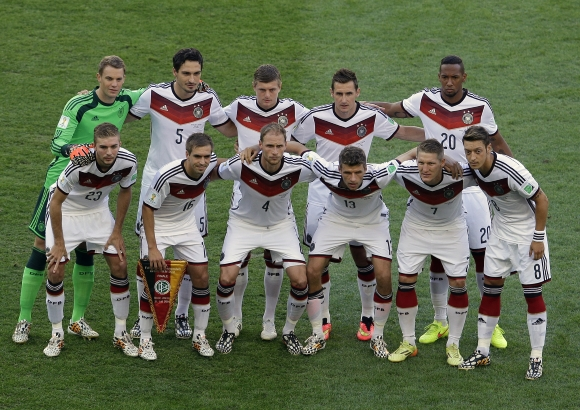 Alle Weltmeister Im FuГџball