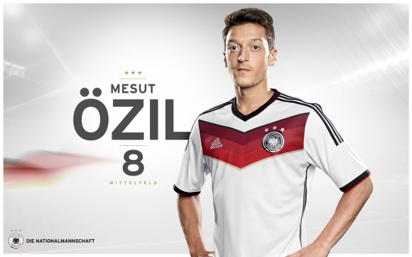 Mesut Özil Wallpaper