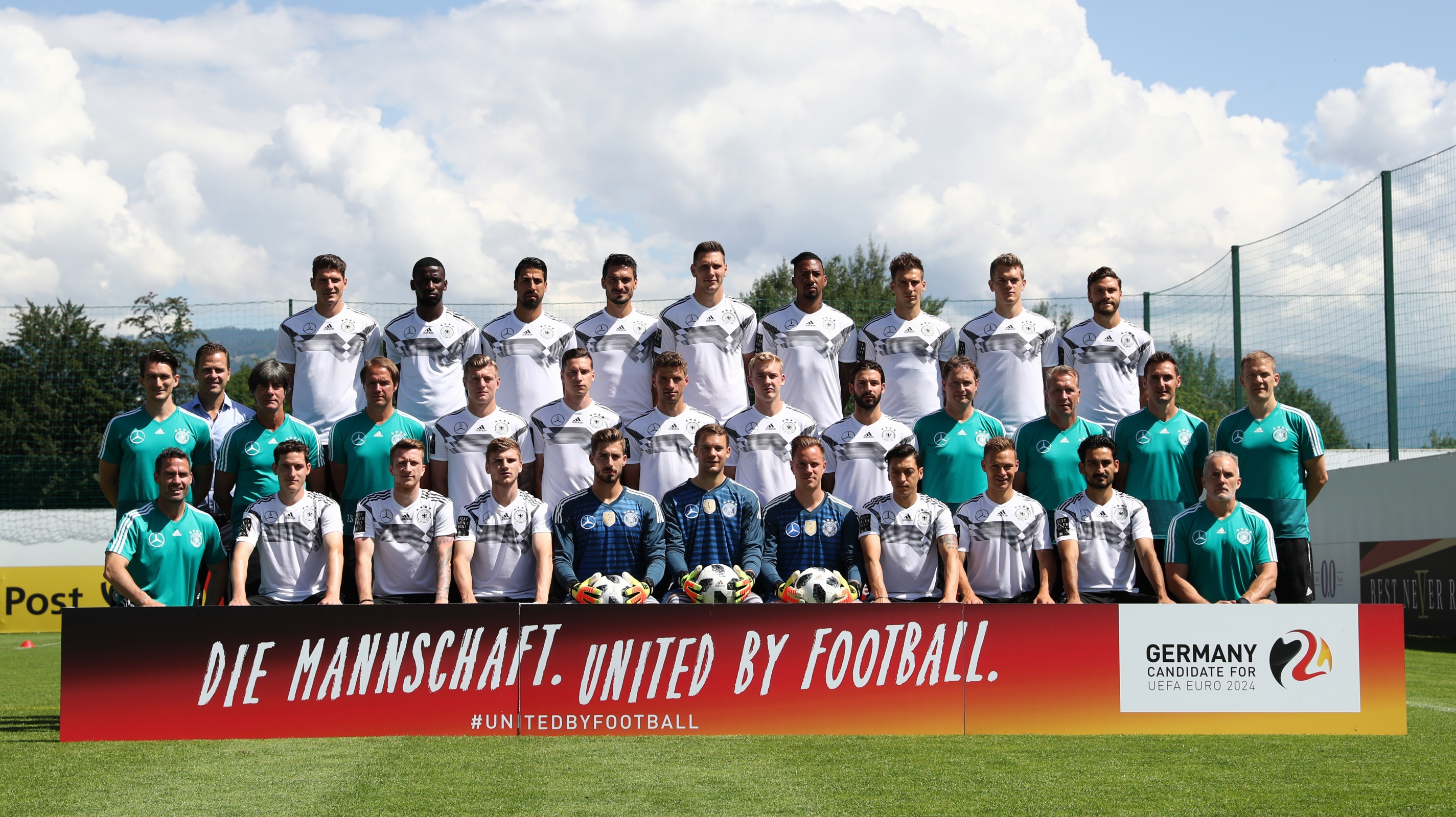 Die Mannschaft WM 2018
