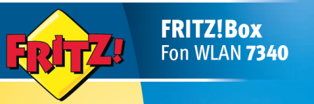 FRITZ!Box Fon WLAN 7340
