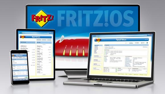 FRITZ!Box-Produktfamilie