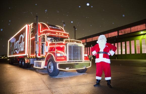 Coca Cola Weihnachtstruck 2012 Termine Im überblick It Bloggernet