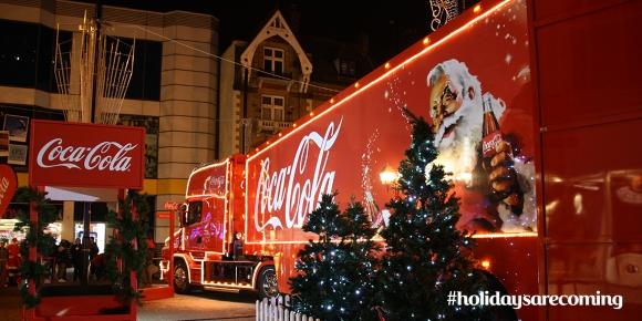 Coca Cola Weihnachtstruck 2015 Termine Im überblick It Bloggernet