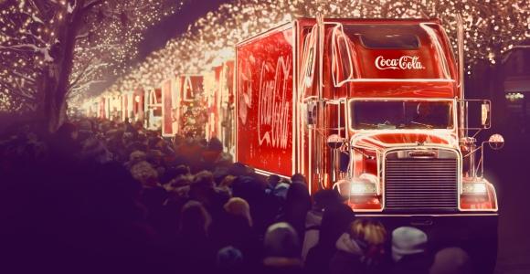 Coca-Cola Weihnachtsparade