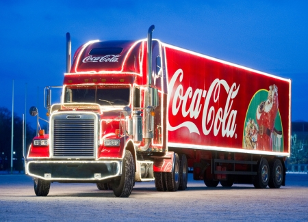 Coca Cola Weihnachten Wallpaper Die Coca-cola Weihnachtstour