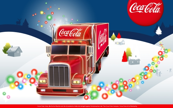 weihnachts wallpaper von coca cola it. Black Bedroom Furniture Sets. Home Design Ideas