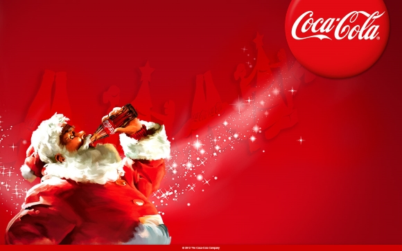 weihnachts wallpaper von coca cola 2012. Black Bedroom Furniture Sets. Home Design Ideas