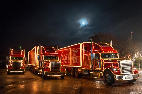 Coca Cola Weihnachtstruck 2016 Termine Im überblick It Bloggernet