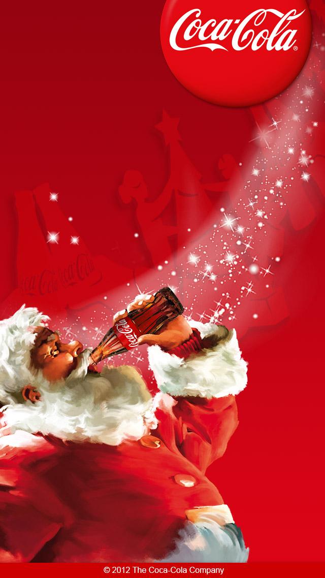 Weihnachts Wallpaper Von Coca Cola 2012 It Blogger Net