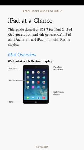 Apple iPad Mini 4 User Manual Download - GSMArccom