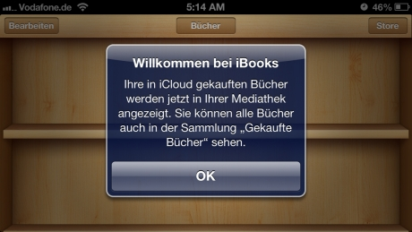 iBooks App für iPhone, iPad und iPod touch