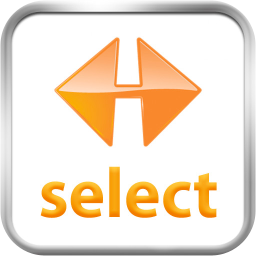 NAVIGON select Telekom Edition App für iOS