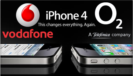 iPhone 4 SuperFlat Internet Tarife von Vodafone