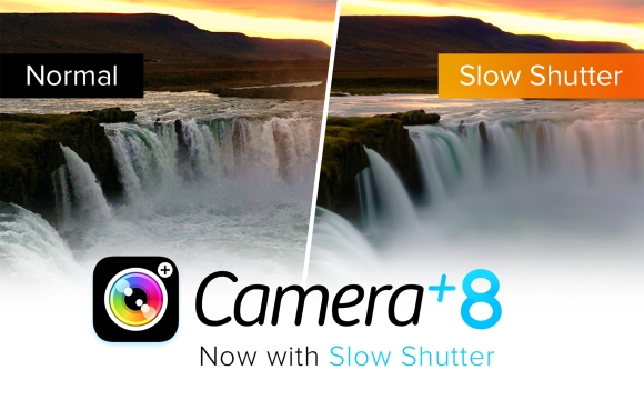 Camera+ App für iOS