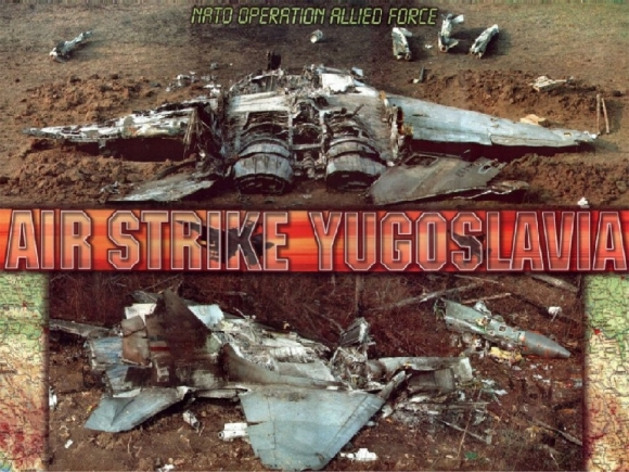 Operation Allied Force - NATO Air strikes against Yugoslavia