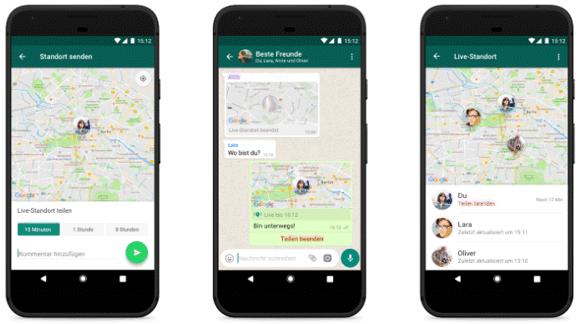 Whatsapp arbeitet an Funktion für Gruppen-Sprachanrufe