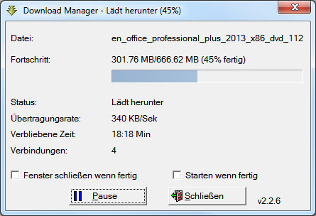 Office Professional Plus 2013 RTM ISO File Name - EN