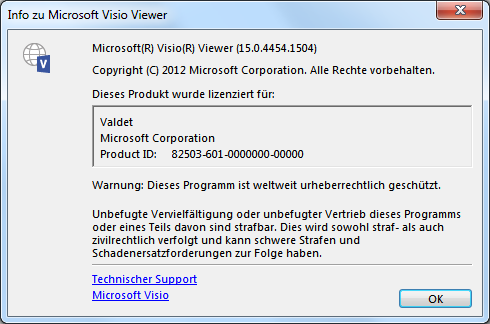 Visio 2013 Viewer