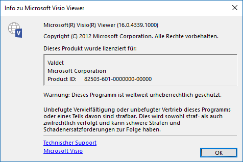 Visio 2016 Viewer