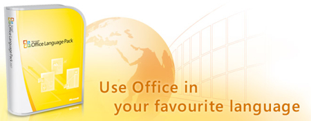 Office Language Packs für Microsoft Office 2010