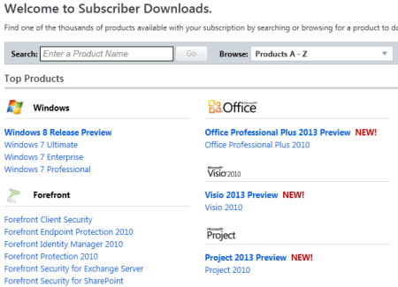 Office Professional Plus 2013 Preview