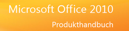 Office 2010 Product and Application Guides