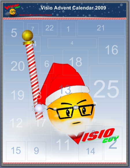 Visio Advent Kalender