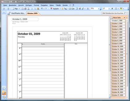 onenote kalender my blog