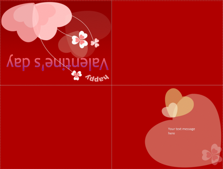 Valentine´s Day card
