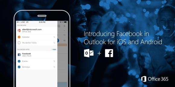 Outlook App für iOS und Android