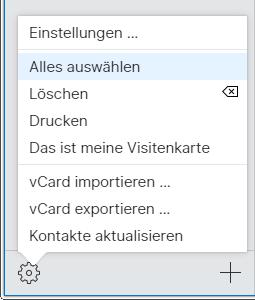 Icloud Kontakte Exportieren Und In Outlook Com Importieren
