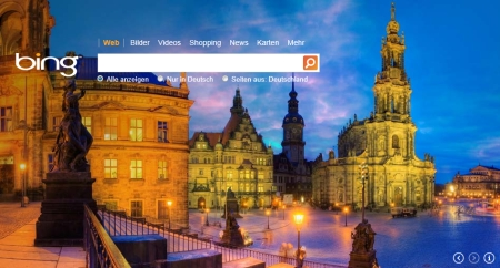 Bing Goes Live in Germany
