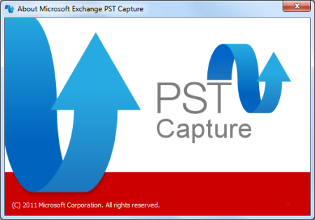 Microsoft Exchange PST Capture Tool