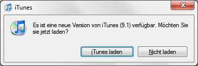 Apple iTunes 9.0.2