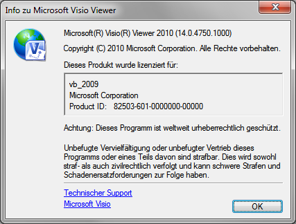 Visio 2010 Viewer
