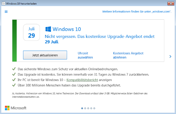 Windows 10 Get App