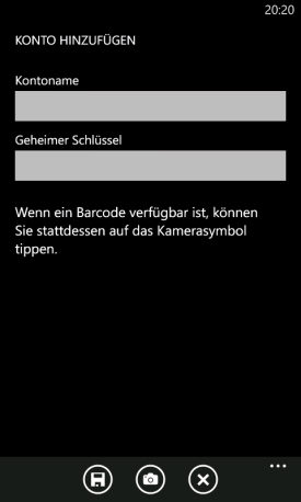 Photosynth für Windows Phone
