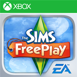 The Sims FreePlay für Windows Phone 8