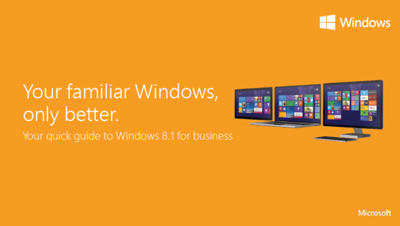 Windows 8.1 Quick Guide for Business