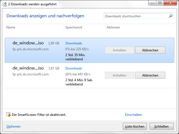 Windows 8.1 Update ISO Datei