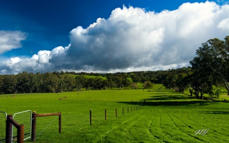 Australian Landscapes theme für Windows 7 by Ian Johnson