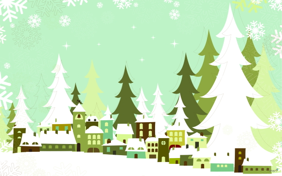 MSN Wallpaper and Screensaver Pack: 2012 Holiday